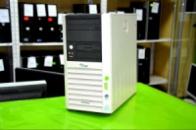 Fujitsu P5915 / Intel Core 2 Duo E4500 / 2Gb DDR2 / 160Gb HDD