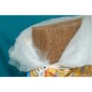 Детский матрас в кроватку 120х60 см 3-х слойный на кокосе