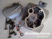 Головка Цилиндра (Крышка + клапана) Viper MX200R