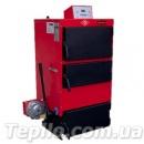 Стальной твердотопливный котел жаротрубный 40 кВт RK3G