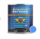 Эмаль-лак ПФ-133 0,85 кг Голубая, Вагонка