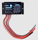 Контроллер Заряда-разряда водонепроницаемый 10A IP68 для наружного использования.