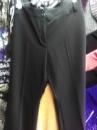 Женские брюки батал классика с боковыми карманами