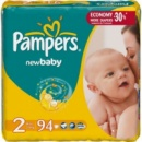 Pampers Active Baby 2 (3-6 кг) 90 шт
