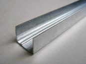 Профиль для гипсокартона UD 28/27/ 3м; 4м (0,40мм)