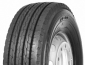 385/65R22,5 грузовая шина 160K ZS-09 EXTRA TL
