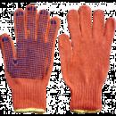 Перчатки пр-во Польша (х/б) оранжевый