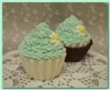 Бурлящий десерт «Голубой лотос»