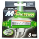 Касеты Gillette mach3 Power 8 шт