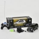 Машина 300402-1 (24) Mercedes-Benz M-клас, р/у, с аккумулятором 3.6V, зарядним пристроєм, світлом, 2 види, в коробці [Ко