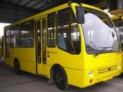 Лобовое стекло для автобусов Богдан А 069 Днепропетровск, Никополь