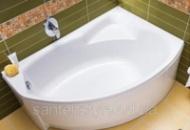Акриловая ванна Kolo Spring 1600х1000х615 с ножками XWA3061(Левая)