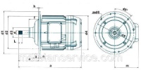 Электродвигатель KG 1608-6