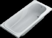 Акриловая ванна Swan Grace 160х70х52 см прямоугольная