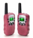 Рация Baofeng MiNi BF-T2 PMR446 2шт Pink