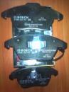 передние тормозные колодки bosch 0986424797 для VW, Skoda, Audi