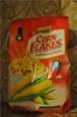 сухий сніданок з кукурудзяних пластівців