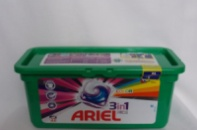 Капсулы для стирки Ariel 3in1 PODS Color 32 шт.