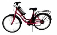 Электровелосипед Azimut Retro 26