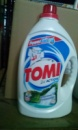 Гель для стирки TOMI (для белого белья) 3л.