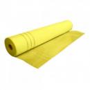 Сетка фасадная 160 гр/м.кв. (Жёлтая)