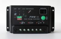 Контроллер заряда 10A 12 / 24 В, с настройками времени освещения