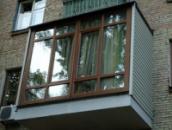 Балконы (под ключ)