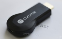 Медиа адаптер Google Chromecast