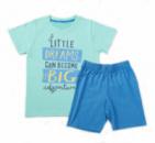 Пижама летняя для мальчика Pepco