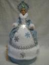 Кукла-Шкатулка «Снегурочка»