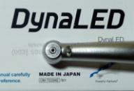 NSK, DYNA LED, турбинный наконечник, керамические подшипники, стоматологический наконечник, LED подсветка (генератор)