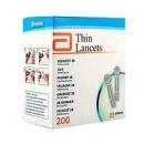 Ланцети Thin Lancets, 200 шт. в уп.