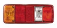 13-02-01-0086 Фонарь задний универсальный 5 секций (с подсветкой) L