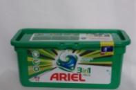Капсулы для стирки Ariel 3in1 PODS Mountain Spring 32 шт.