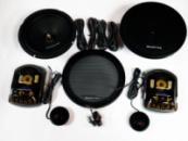 Колонки (динамики) Megavox MJW-SP683 компонентные динамики 16 см 380 Вт