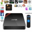 ТВ приставка NEXBOX A95X 2 Г/8 Г