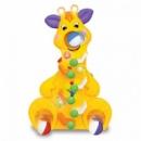 Игрушка Kiddieland Веселый жирафик (037432)