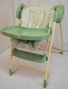 Электронная качеля-стул 2в1 DolcheMio green