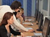 Обучение бухгалтерскому учету + компьютер + программе«1С»