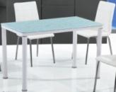Купить стеклянные столы TB076-3-2, стеклянные столы на кухню TB076-3-2, стеклянные кухонные столы TB076-3-2 киев