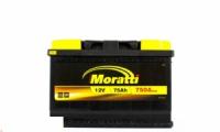 аккумулятор MORATTI TAB 6СТ-75 R+ (575013070)