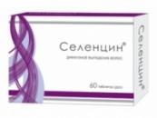 Селенцин диффузное выпадение волос  №60 Алкой