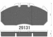 29131 Колодки тормозные RVI Pemium DCI