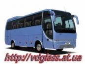 Лобовое стекло для автобусов Temsa Opalin в Никополе