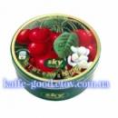 Леденци в жестяной коробке Sky Candy Kirschen Bonbons (вишня) 200 гр.