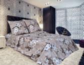 Комплект постельного белья Уютная Жизнь Двуспальный 180x215 Ночной Хъюстон