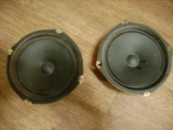 Динамики 16 см диаметр , 8 om 29W FOSTER