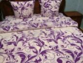 Комплект постельного белья из бязи (полуторный)