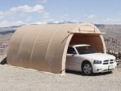 Тентовые гаражи «Арочные» Проекты гаражей.