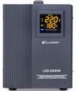 luxeon LDS-2500 servo стабилизатор напряжения «Тепло-электро»